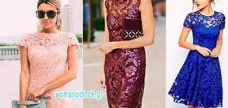 foremata gamo τι να φορέσεις σε ένα γάμο την άνοιξη 2016 φόρεμα με δαντέλα