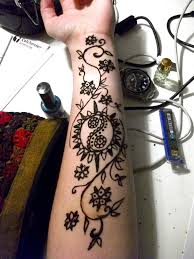 tattoo symbol ideas flowers arm women henna tattoo gallery