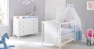 chambre bebe lit et commode chambre bébé smilla 2 pièces lit et commode pinolino natiloo
