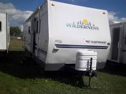 2006 fleetwood wilderness 3102bds travel trailer fremont oh