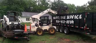 tree equipment tree removal crane lagrange ga