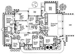 French Cottage Floor Plans 36 Best House Plans Images On Pinterest House Floor Plans Dream