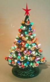 stylish decoration lighted trees wall tree from