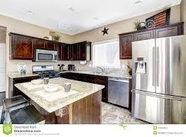 tops kitchen cabinets brown kitchen cabinets with black granite u2013 quicua com