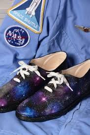 diy how to create galaxy painted shoes shoes pinterest