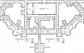 floor plan hospital floor plan of hellingly mental hospital joyland monsters