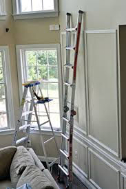 Wainscoting Installation Cost Remodelaholic Beginner Tips And Tricks For Installing Trim