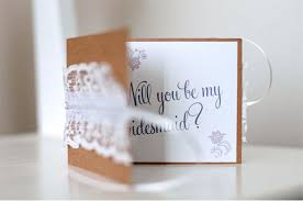 Cards To Ask Bridesmaids Will You Be My Bridesmaid How To Pop The Question