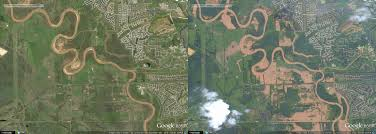 Flood Map Houston Houston Spring Floods Captured On Google Earth Cds Community