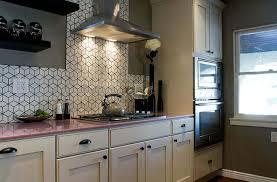 kitchen ceramic tile backsplash kitchen with modern ceramic tile backsplash and white cabinets