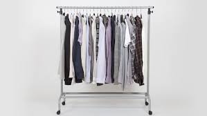 clothes hangers stock footage video shutterstock