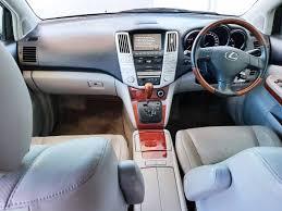 lexus rx330 size automatic upmarket luxury 4x4 suv lexus rx330 2004 for sale 9 490