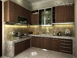 kitchen design simple small kitchen interiors with decor