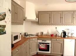 comment peindre sa cuisine relooker sa cuisine en chene massif finest simple simple