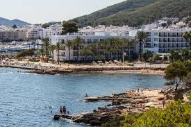view of the hotel and santa eulalia picture of catalonia ses