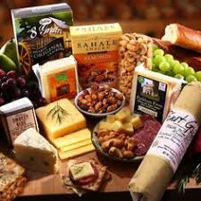 Meat And Cheese Baskets Harry U0026 David Gourmet Gift Basket Featuring Creminelli Sausage And