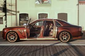 golden rolls royce 2015 rolls royce ghost mansory won u0027t give you cavities motor trend
