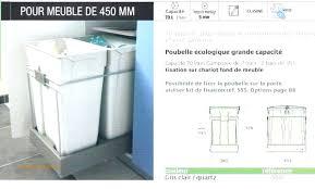 poubelle de cuisine ikea poubelle coulissante cuisine unique poubelles coulissantes