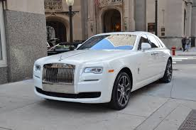 rolls royce white and gold 2017 rolls royce ghost stock r347 for sale near chicago il il