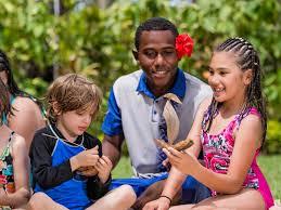 spa airport transfer and kids club radisson blu resort fiji