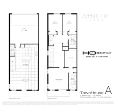 luxury townhome floor plans aventura place condos for sale aventura miami hq realty