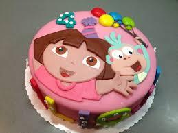 Birthday Cake Decoration Ideas At Home Best 10 Dora Birthday Cake Ideas On Pinterest Dora Cake Dora