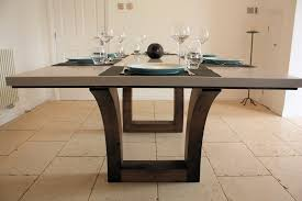 We Are Limitless Limited Corian And Dark Oak Dining Table Corian - Corian kitchen table