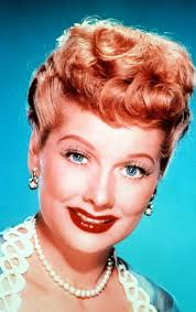 25 best lucille ball makeup images on pinterest