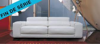 canapes cuirs un canapé cuir 2 places pour votre salon avec canapé