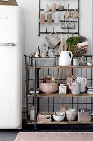 etageres cuisine cuisine bois et mtal