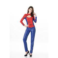blue jumpsuit costume aliexpress com buy costumes blue spider