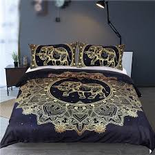 Free Bed Sets Buy Mandala Elephant Bedding Set Free Shipping 2 Matching