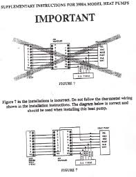 rheem heat pump thermostat wiring diagram gooddy org