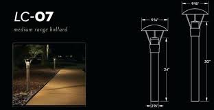 low voltage led column lights low voltage led bollard lighting fooru me