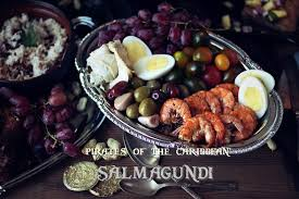 cuisine pirate of the caribbean salmagundi feast of starlight