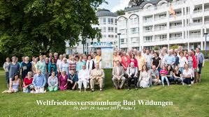 Ayurveda Bad Ems Sommer Weltfriedensversammlung Tm Wochenende