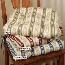 Deep Seat Cushions 24x24 by Blue Toile Kitchen Chair Pads Http Sodakaustica Com
