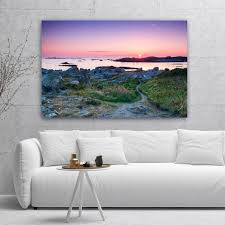Livingroom Guernsey by Seascape Photography Print At Lihou Island Guernsey