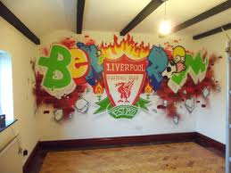 ZAP GRAFFITI ARTS Customised Graffiti Art Bedroom Murals Liverpool - Graffiti bedroom