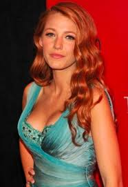golden apricot hair color how to get blake lively s red hair beautylish