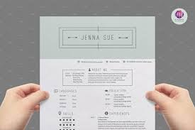 modern resume formats 2016 word modern resume template resume templates creative market