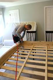 Build Your Own Bed Frame Plans Build Your Own Platform Bed Building Your Own Bed Frame Build