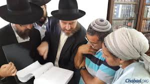 chabad books parents of students heartened by book of mitzvot