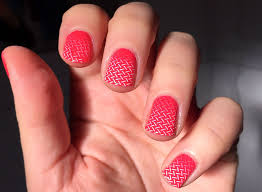 nail art vampy pink gradientail art designs designsgradient