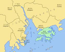 Macau China Map by Macau Yellowstone 1936 Alternative History Fandom Powered