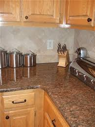 Paint Ideas For Kitchen by Best 25 Dark Oak Cabinets Ideas On Pinterest Kitchen Tile
