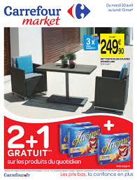 Carrefour Table Pliante by Carrefour Mai By Proomo France Issuu