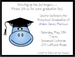 kindergarten graduation cards hippo preschoolkindergarten graduation invitations