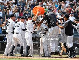 photos et images de milwaukee brewers v new york yankees getty