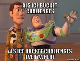 Conspiracy Meme - ice bucket challenge memes are even better than a soaked robert